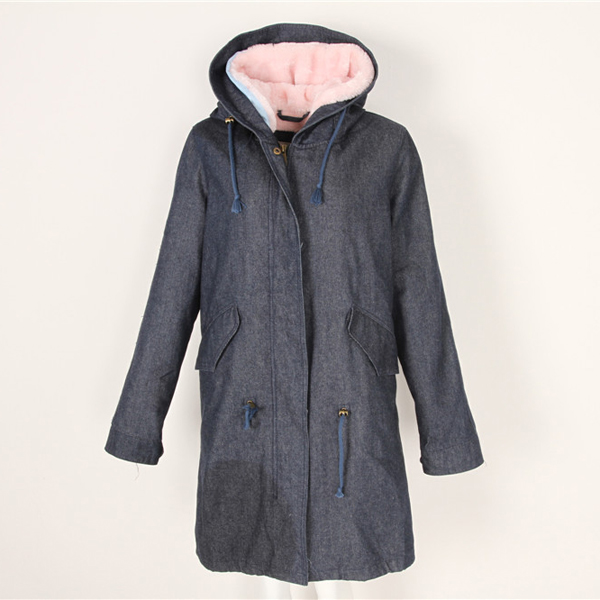 Liner Detachable Coat