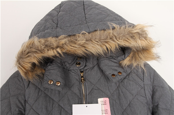 Girl's Winter Parka