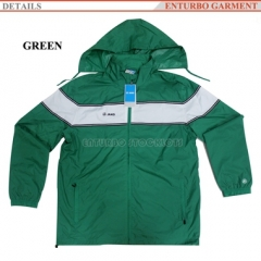 New style Men's waterproof rain jackets Stocklotsinchina
